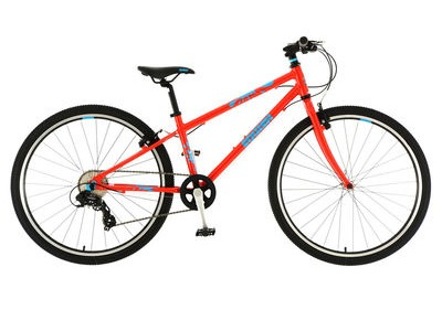 SQUISH BIKES 26 Red/Blue