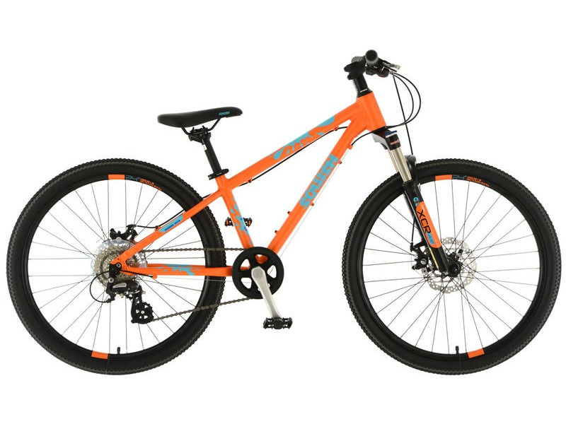 SQUISH BIKES MTB 24 ORANGE/BLUE click to zoom image