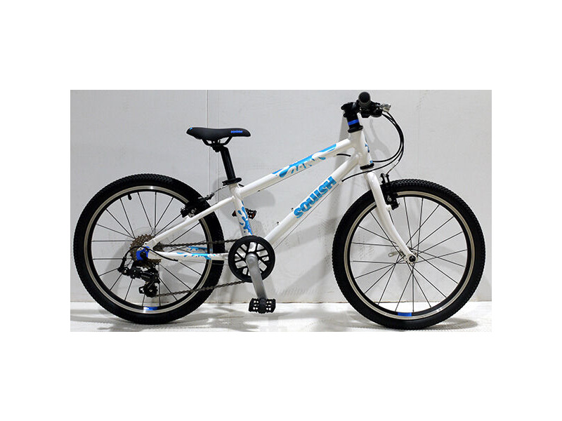 "SQUISH BIKES 20"" White/Blue click to zoom image"