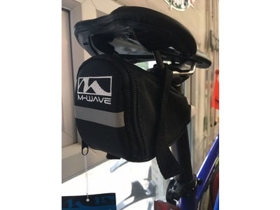 M-WAVE Tilburg Small Saddle Bag