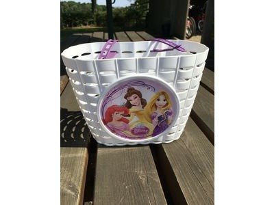 DISNEY Basket Junior Woven Plastic