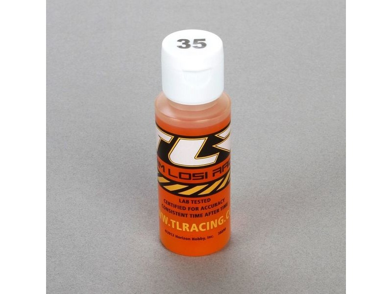 TLR Silicone Shock Oil, 35 Wt, 2 oz click to zoom image
