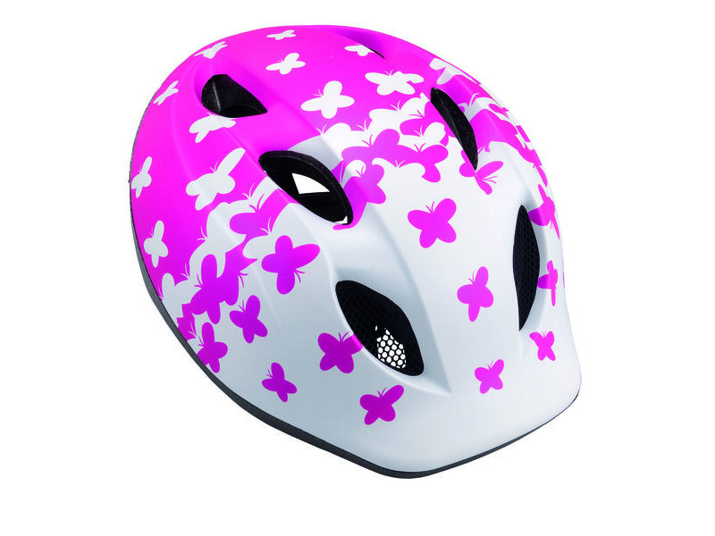 MET Buddy Pink Butterfly Helmet (XSmall) click to zoom image