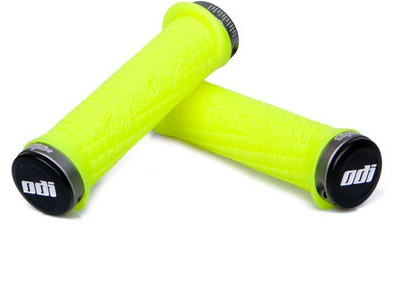 ODI Troy Lee Designs MTB Lock On Grip 130mm Yellow  click to zoom image