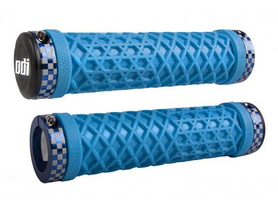 ODI Vans MTB Lock On Grips 130mm 130mm Blue  click to zoom image