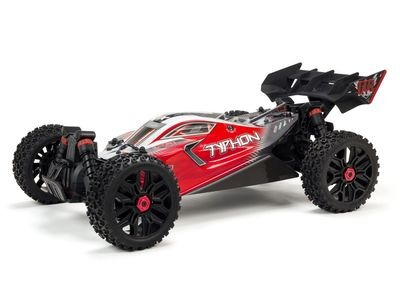 ARRMA Typhon 3S BLX 4WD Speed Buggy RTR