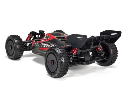 ARRMA TYPHON 6S 4WD BLX 1/8 RTR click to zoom image