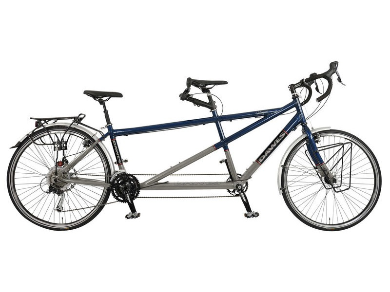 DAWES Galaxy Twin Tandem click to zoom image