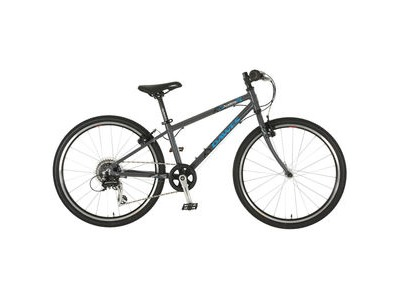 "DAWES Academy 24 24"" Wheel Grey/Blue  click to zoom image"