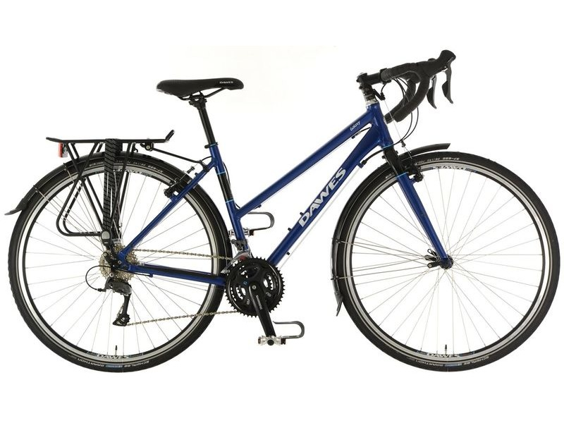 DAWES Galaxy Low Step Touring Bike click to zoom image