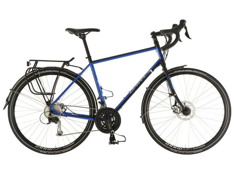 DAWES Super Galaxy Touring Bike click to zoom image