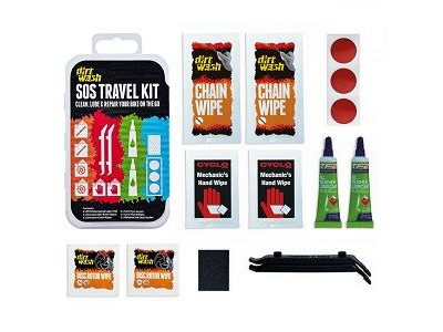 DIRT WASH REPAIR OUTFIT S.O.S TRAVEL KIT