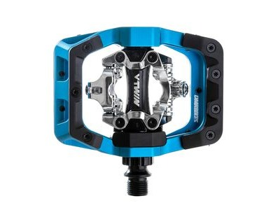 DMR V-Twin Clip In Pedal (Various Colours Available) Blue  click to zoom image