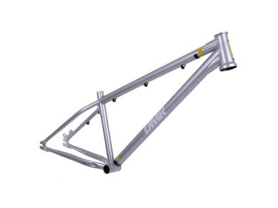 "DMR SECT Dirt Jump Frame 26""  Silver Blast  click to zoom image"