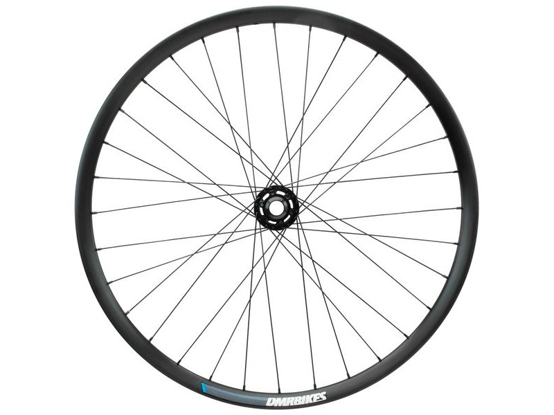 DMR ZONE Front Wheel - 275 - Black click to zoom image