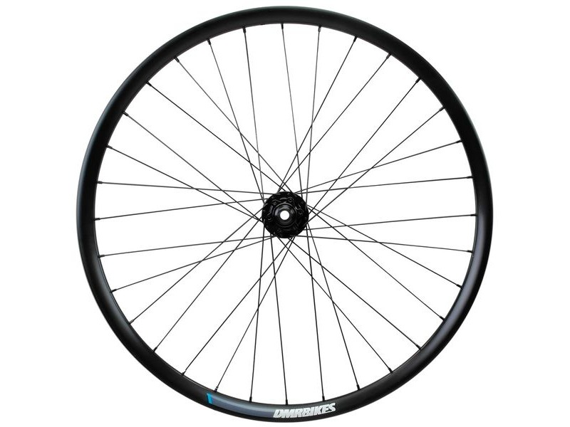 DMR ZONE Rear Wheel - 275 - Black click to zoom image