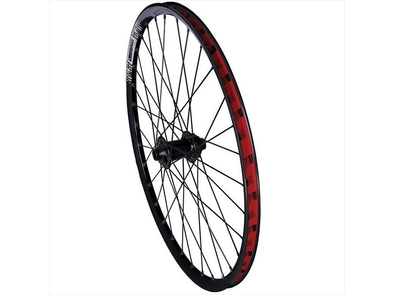 DMR Pro Front Wheel - 26'' - Black click to zoom image