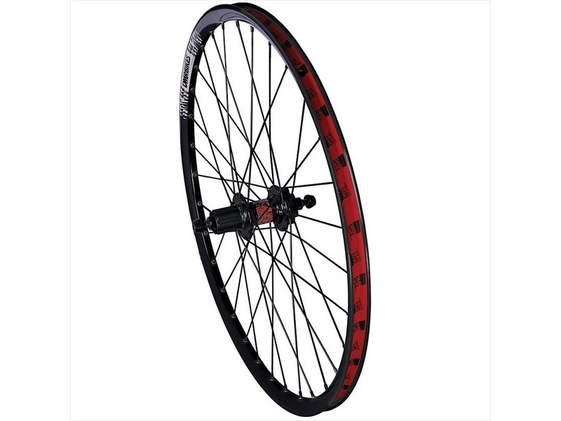 DMR Pro Rear Wheel - 26 - Black click to zoom image