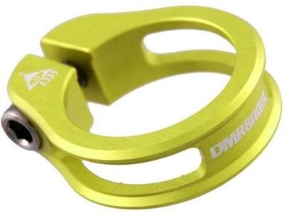DMR Sect Seat Clamp - 30mm 30mm Lime Green  click to zoom image