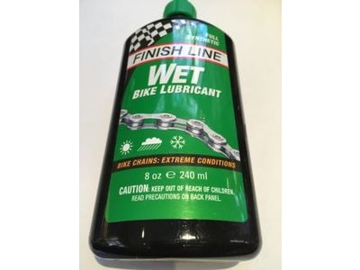 FINISH LINE Cross Country Wet Chain Lube 8 oz