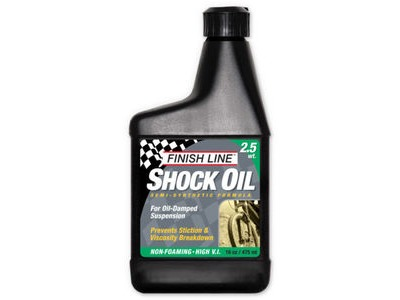 FINISH LINE Shock oil 16 oz / 475 ml (Option)  click to zoom image