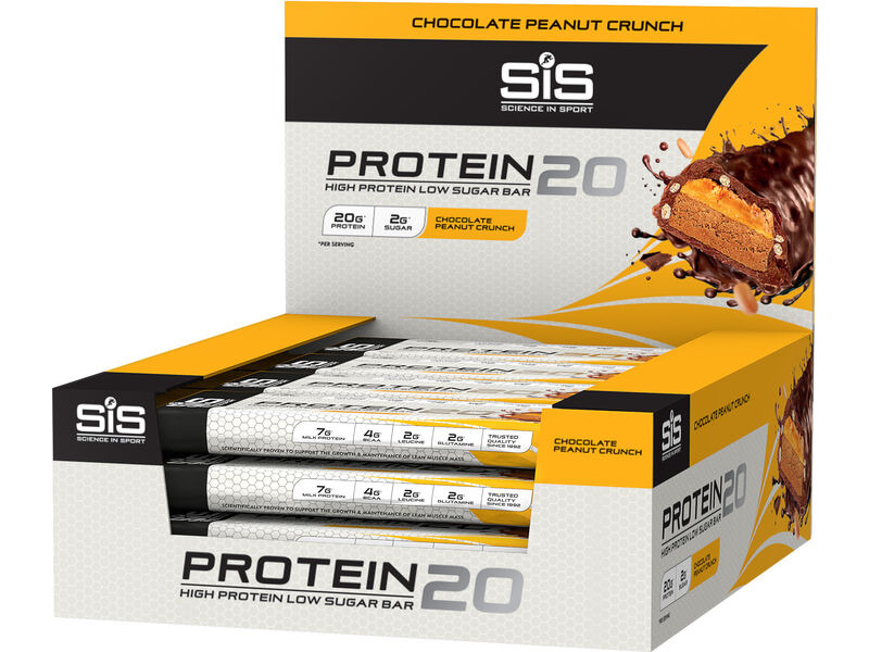 SIS Protein20 high protein bar 1 x 55g Bar click to zoom image