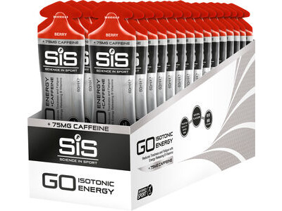 SIS GO Caffeine Energy Gel - Box of 30