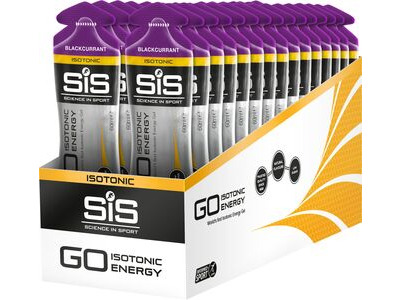 SIS GO Isotonic Energy Gels - Box of 30