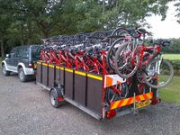 Group Hire Trailer